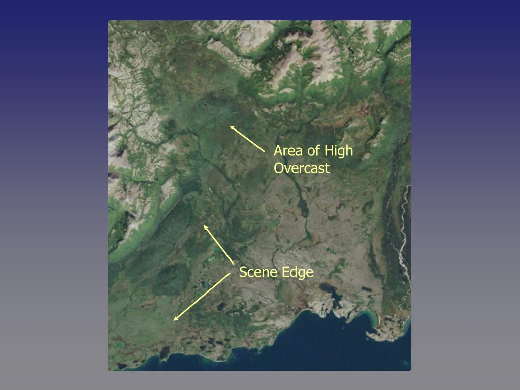 Area of High Overcast