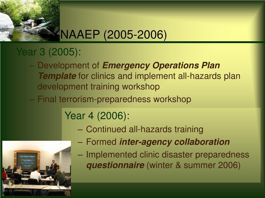 NAAEP (2005-2006)