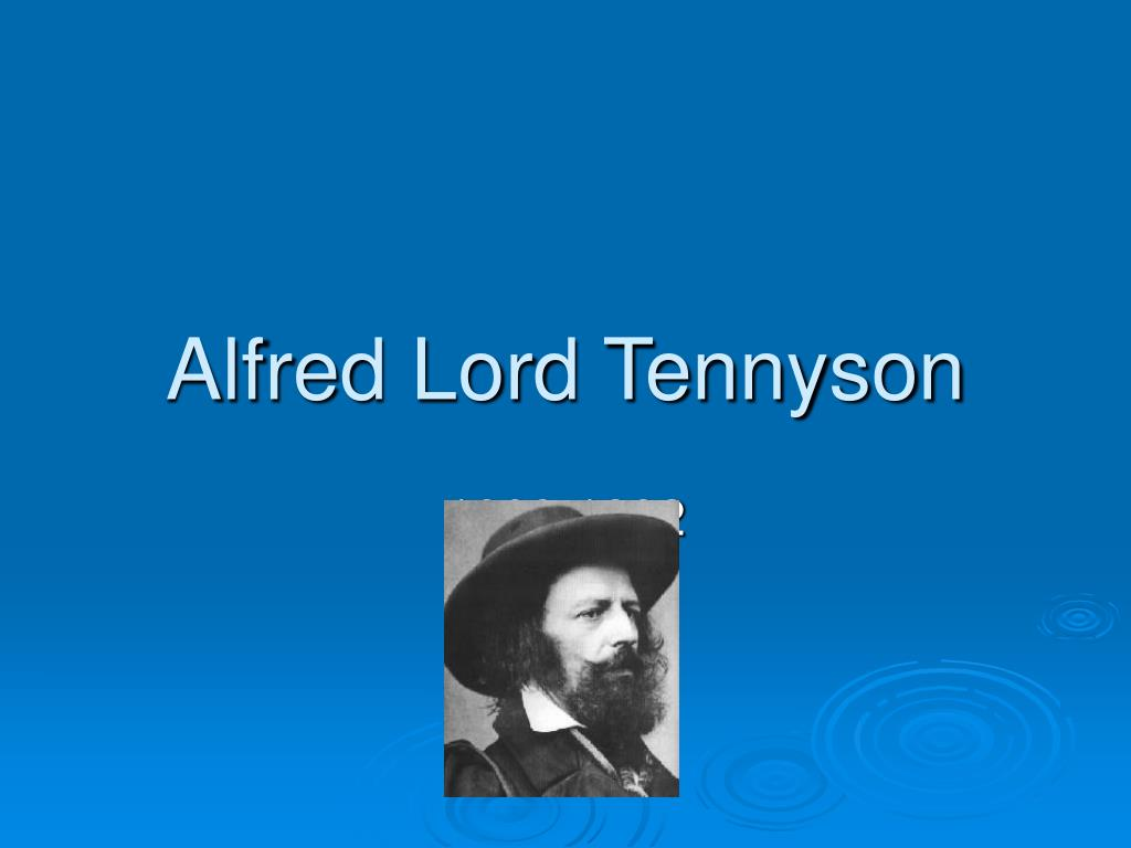 interpretive analysis of poem ulysses by alfred lord tennyson