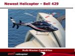 newest helicopter bell 429