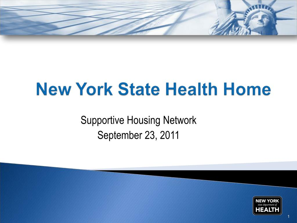 supportive housing network september 23 2011 l.