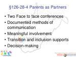 126 28 4 parents as partners