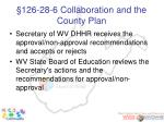126 28 6 collaboration and the county plan18