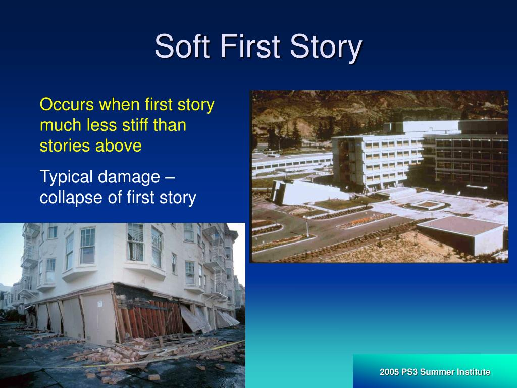 Soft First Story