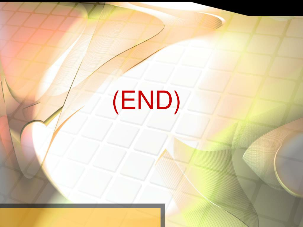 (END)