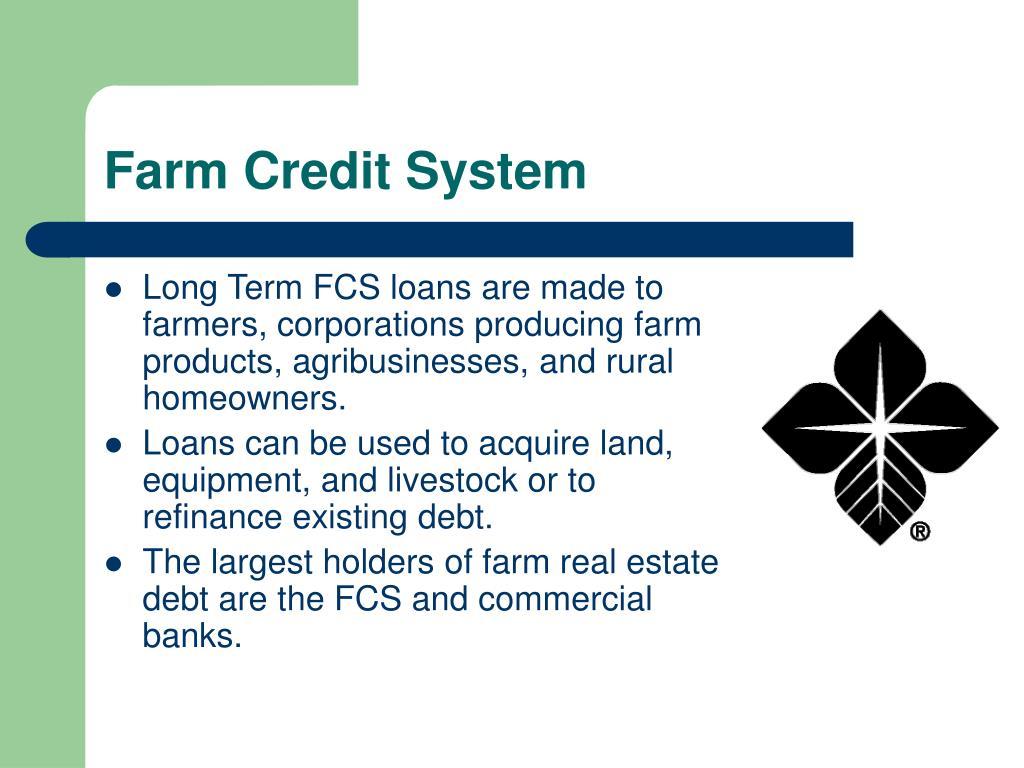 Farm Credit System