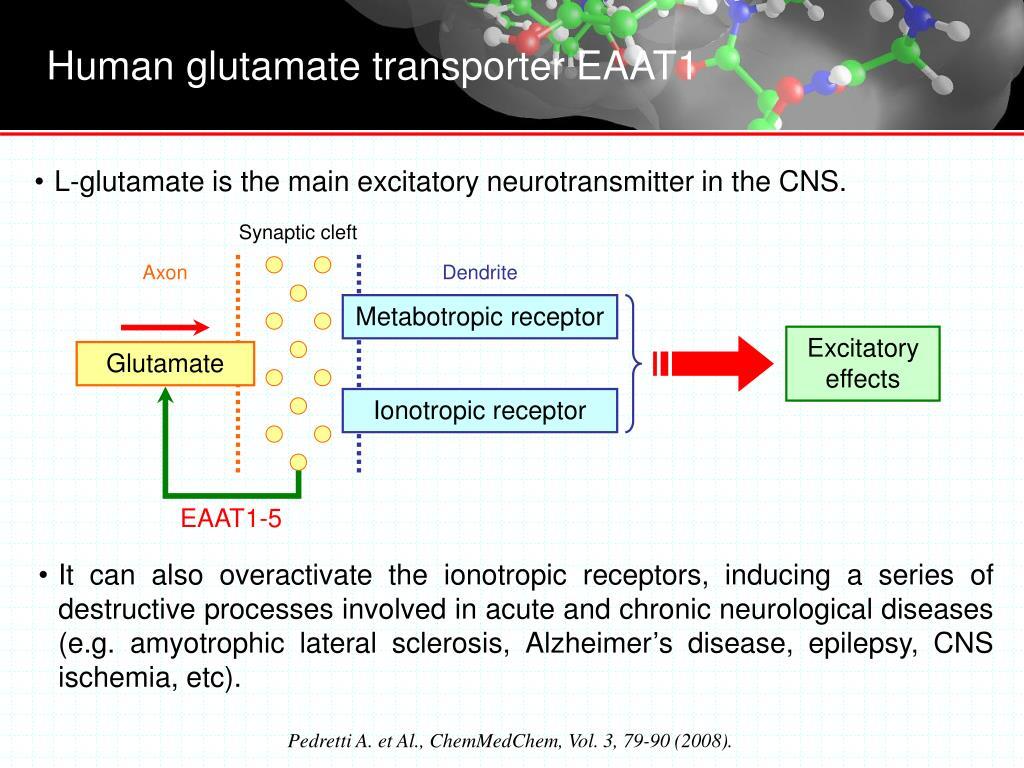 Metabotropic receptor