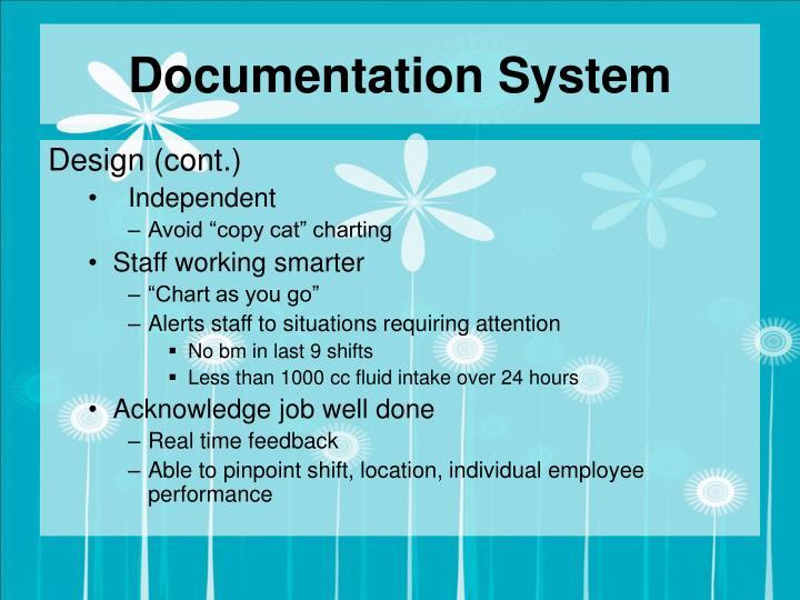 Documentation System