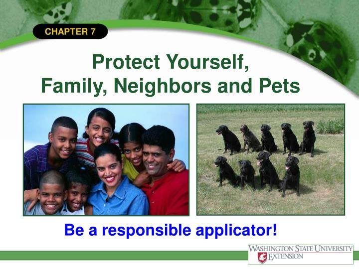 Protect Yourself,