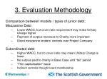 3 evaluation methodology2