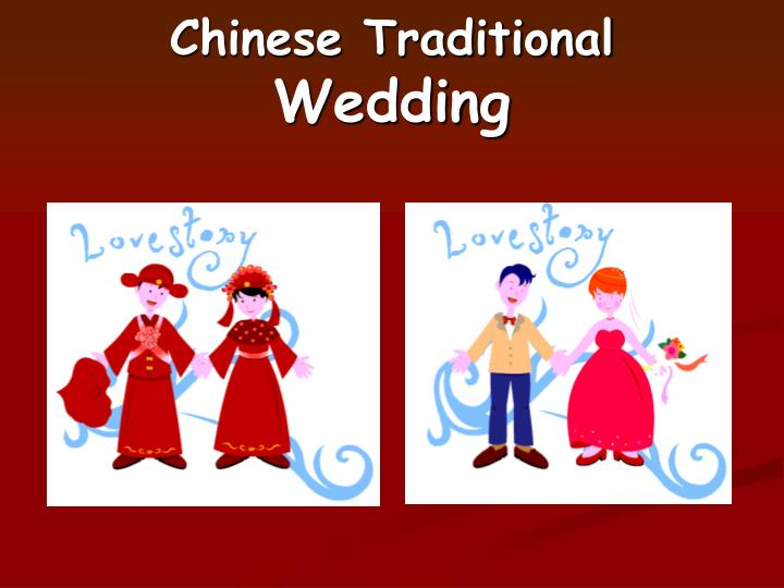 chinese traditional wedding n.
