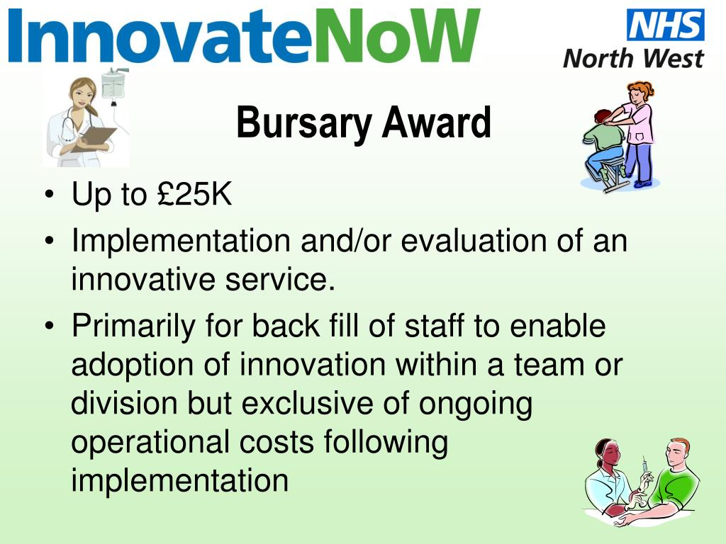 Bursary Award