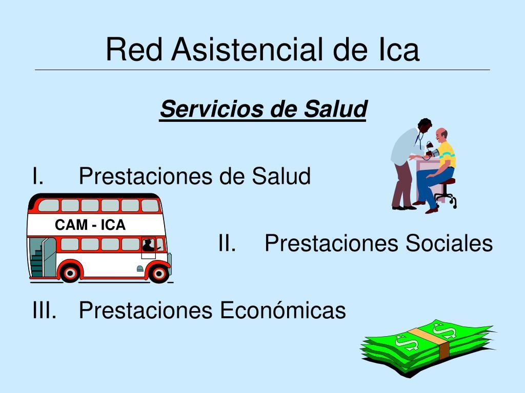 Red Asistencial de Ica