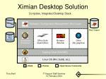 ximian desktop solution
