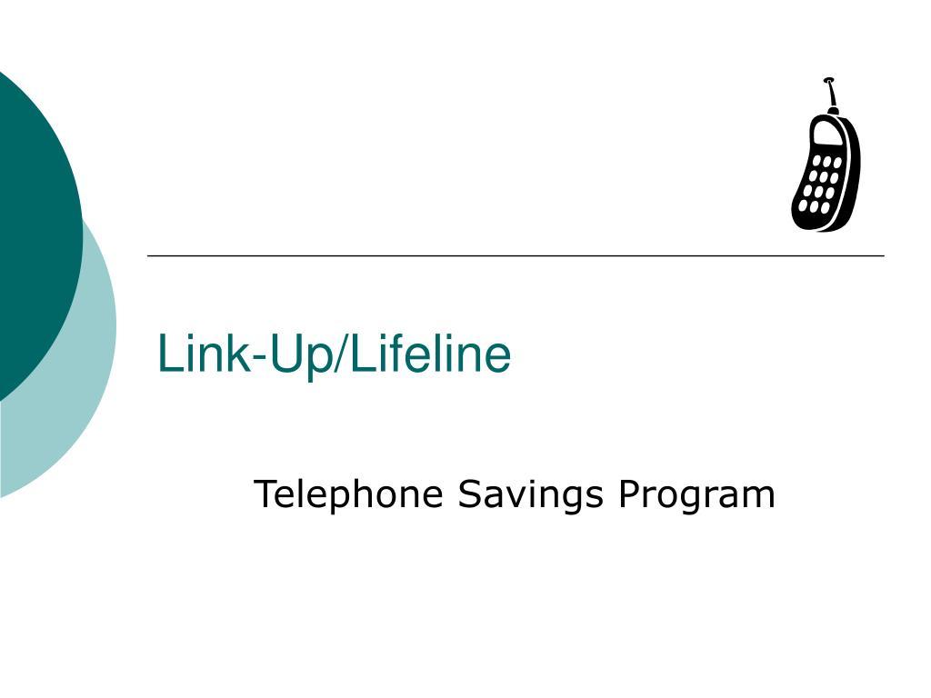 link up lifeline l.