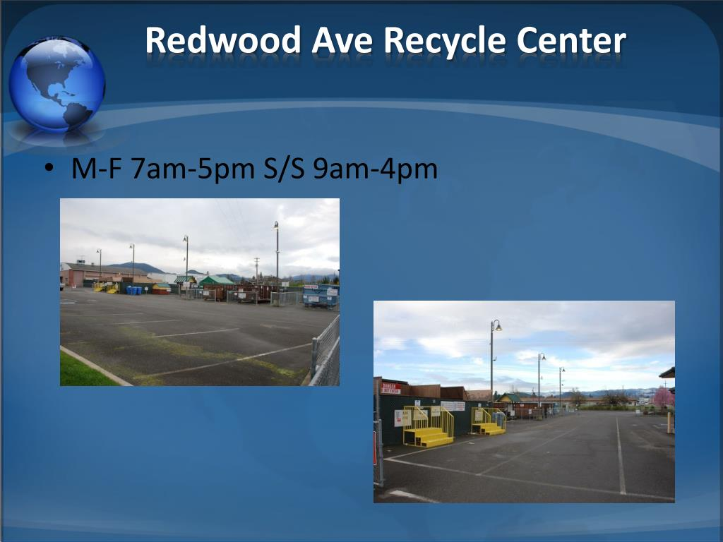 Redwood Ave Recycle Center