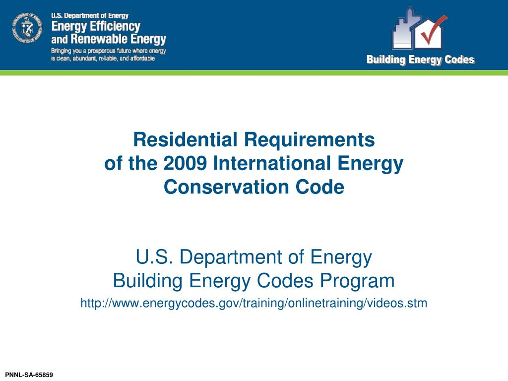 Residential Requirements