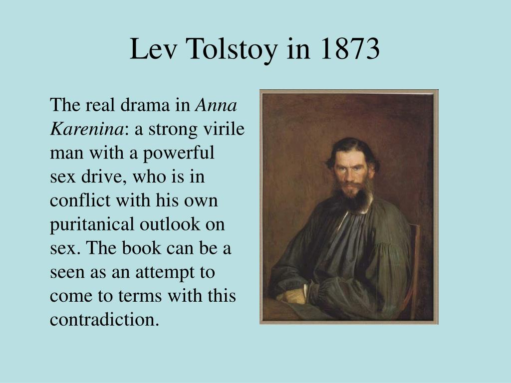 Lev Tolstoy in 1873