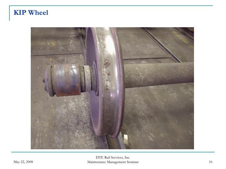 KIP Wheel