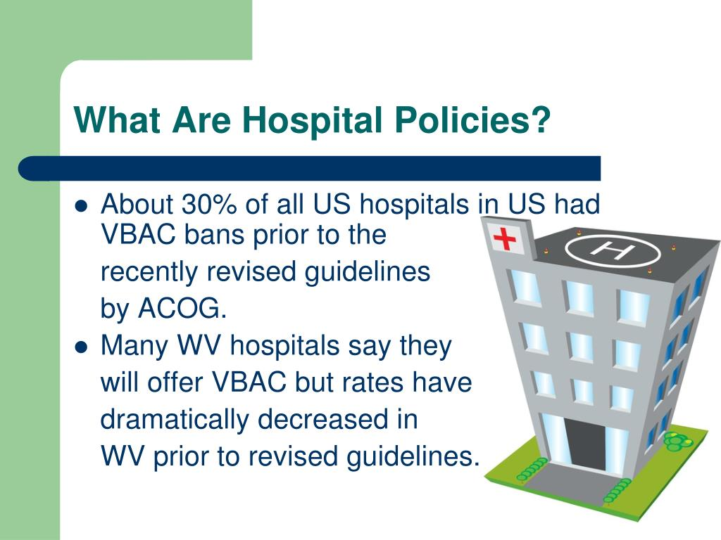 What Are Hospital Policies?