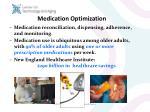 medication optimization
