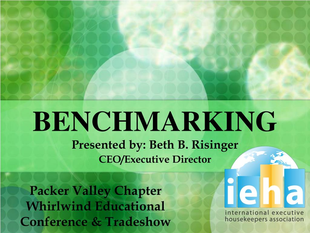 benchmarking l.