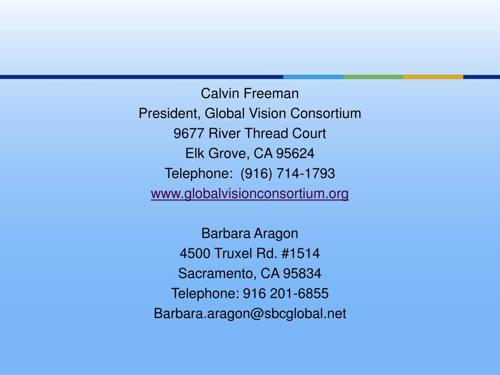 Calvin Freeman