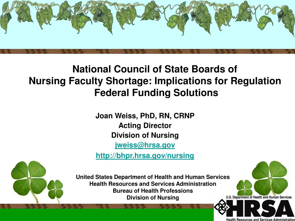 National Council of State Boards of