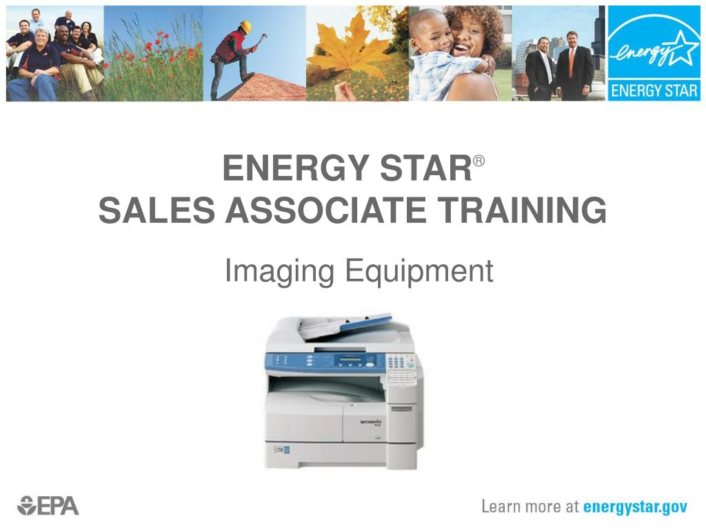 energy star sales associate training l.