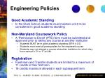 engineering policies