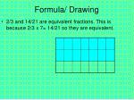 formula drawing