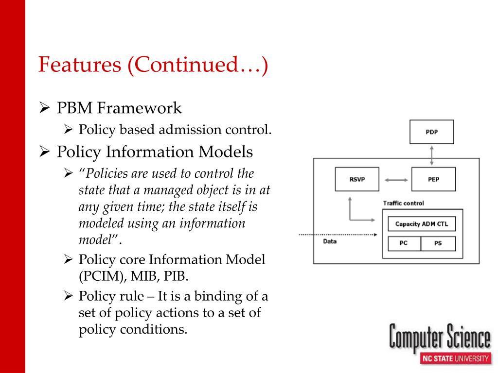 PBM Framework