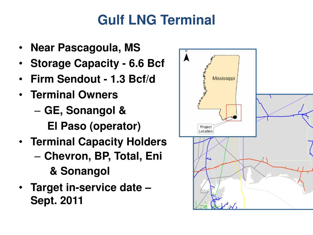 Gulf LNG Terminal