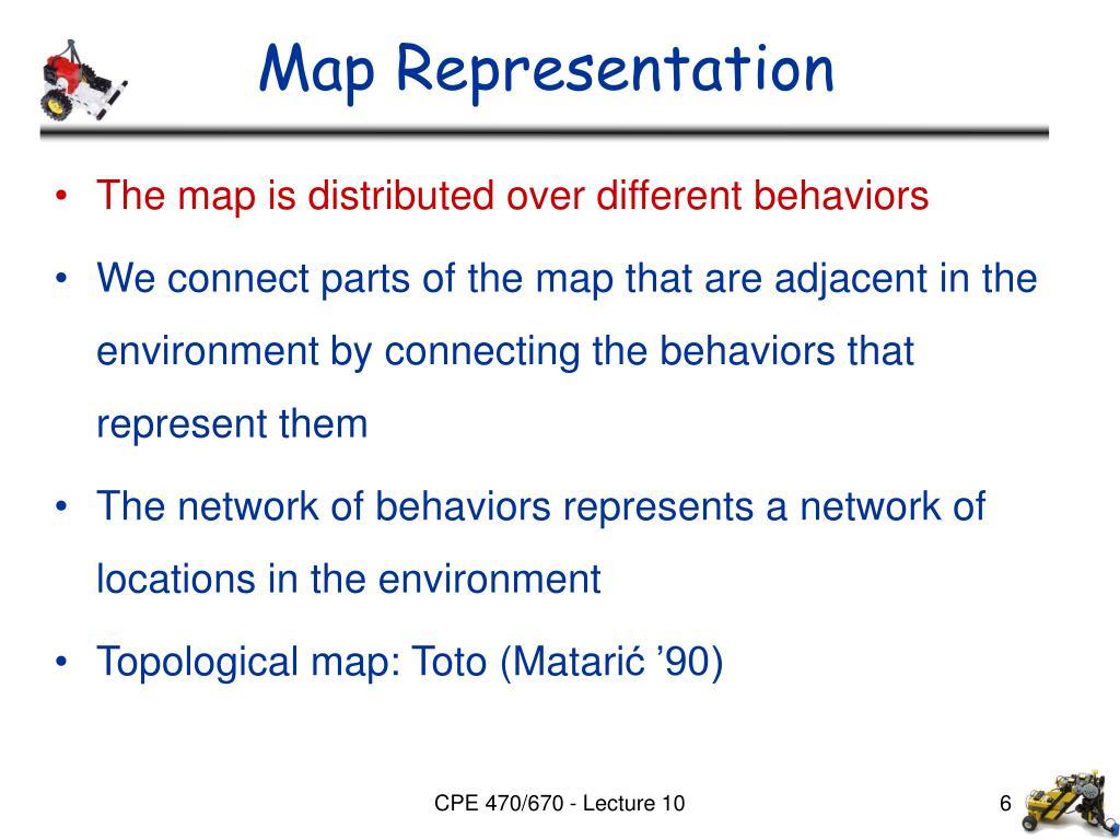 Map Representation