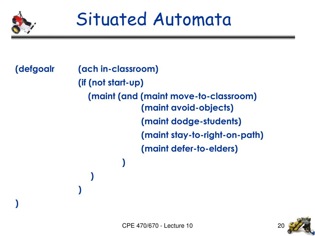 Situated Automata