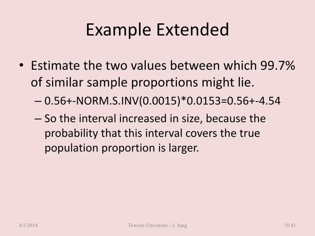 Example Extended