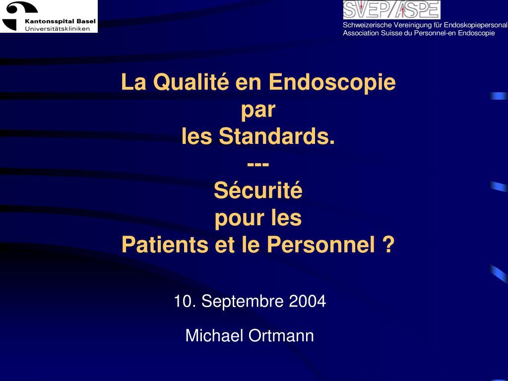 10 septembre 2004 michael ortmann l.