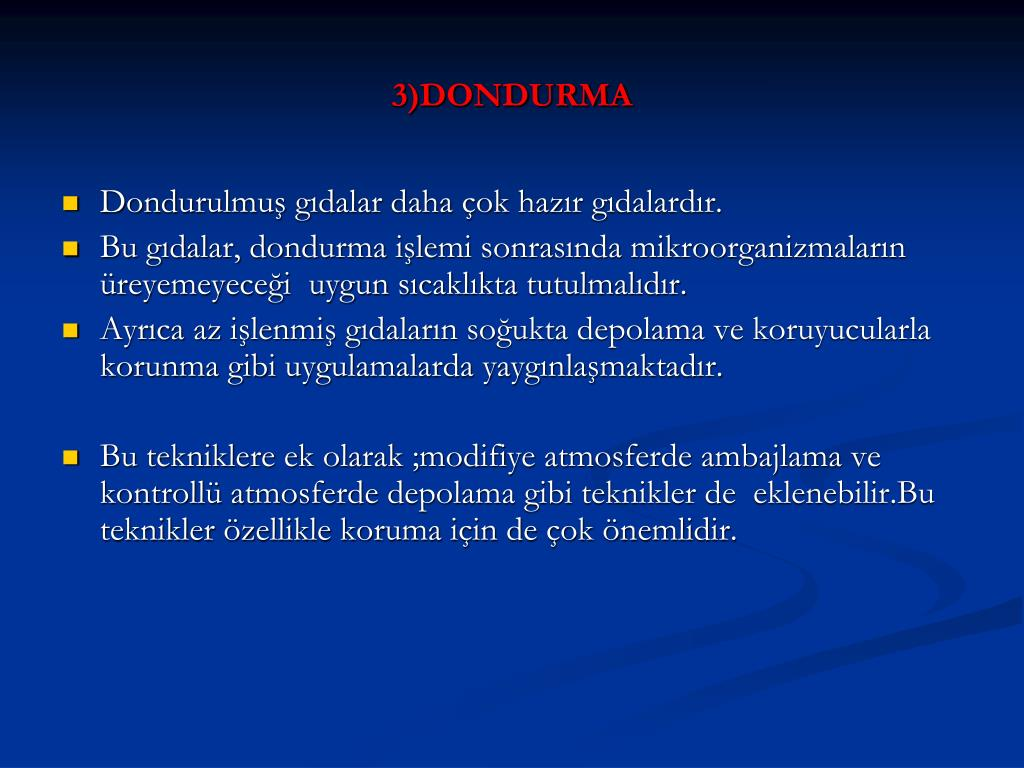 3)DONDURMA
