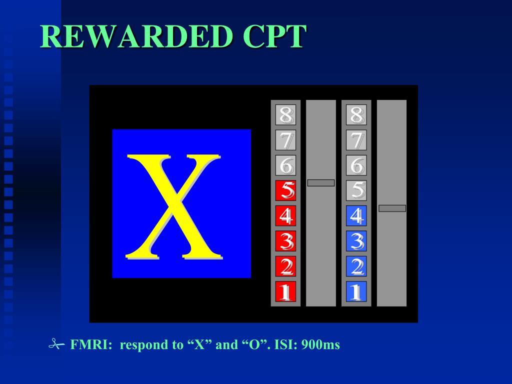 REWARDED CPT