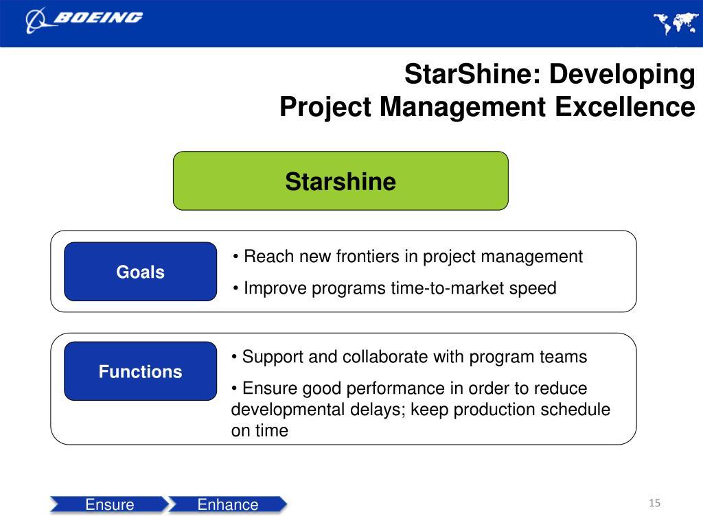 StarShine: Developing