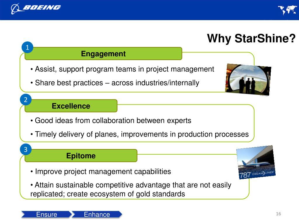 Why StarShine?