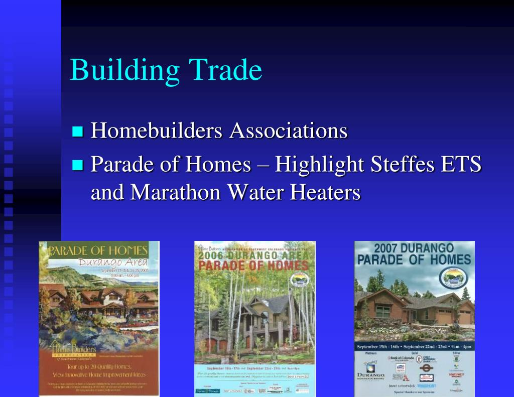 Building Trade