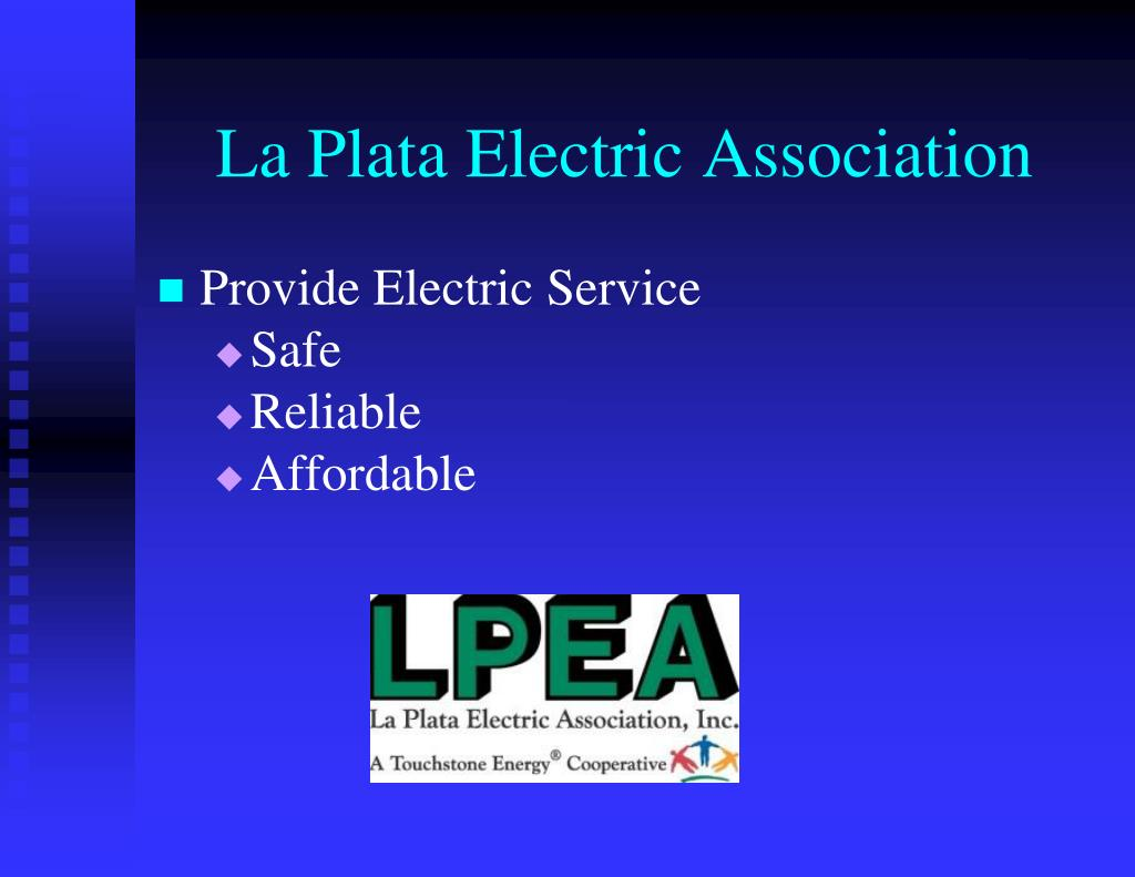La Plata Electric Association