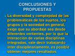 conclusiones y propuestas18