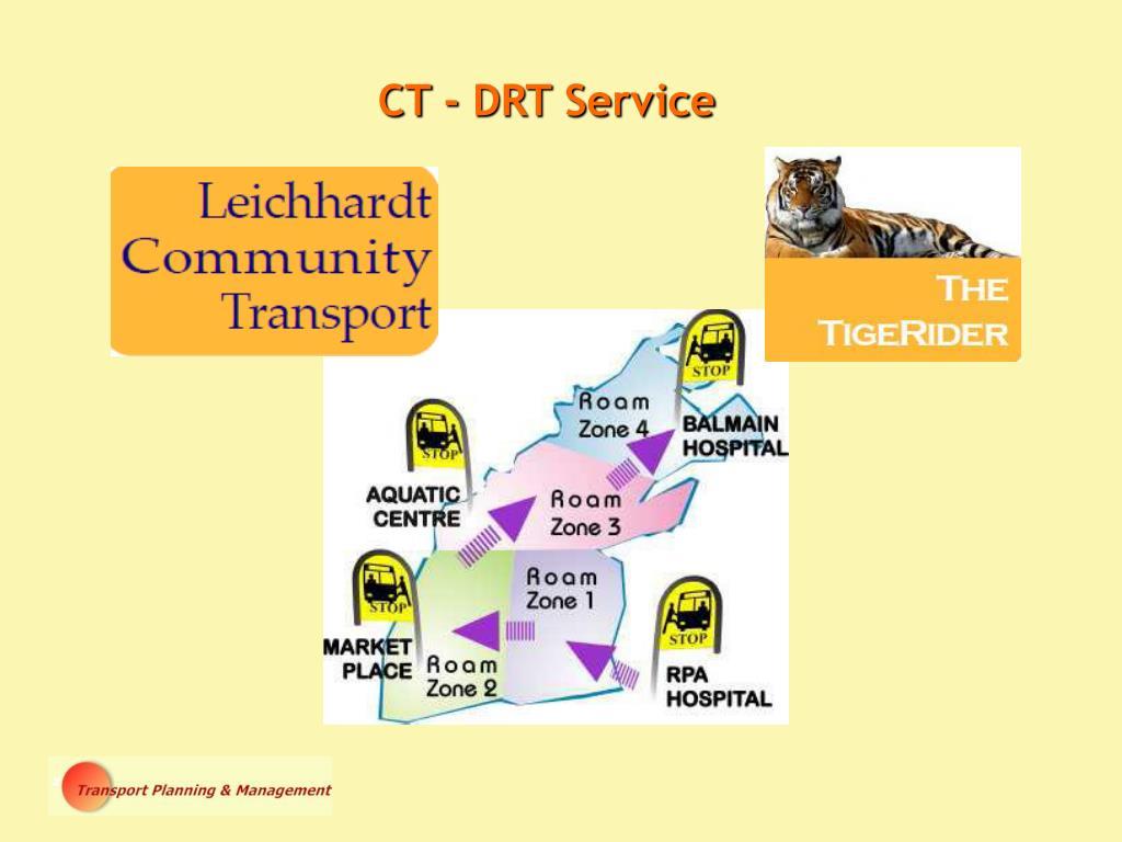 CT - DRT Service