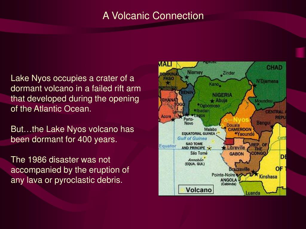 A Volcanic Connection