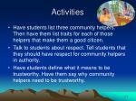 activities25