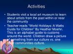 activities9