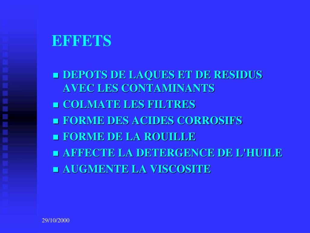 EFFETS