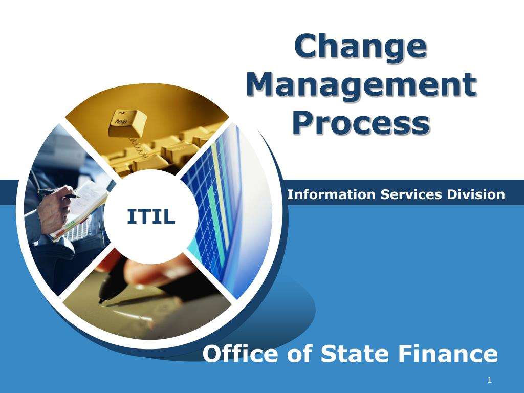 change management process l.